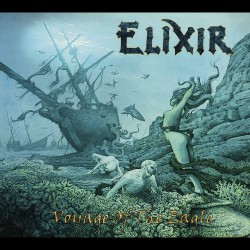 Elixir - Voyage Of The Eagle - CD DIGIPAK