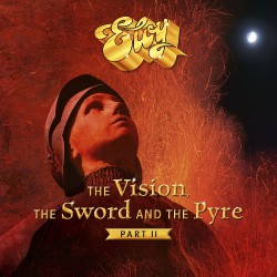 Eloy - The Vision, The Sword And The Pyre Part 2 - CD