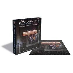 Elton John - Don't Shoot Me I'm Just The Piano Player - Puzzle