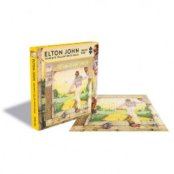 Elton John - Goodbye Yellow Brick Road - Puzzle