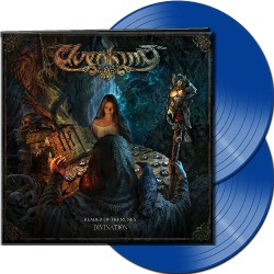 Elvenking - Reader Of The Rules-Divination - DOUBLE LP GATEFOLD COLOURED