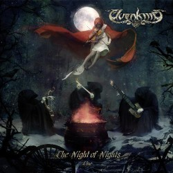 Elvenking - The Night Of Nights - Live - 2CD + DVD