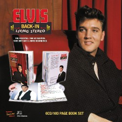 Elvis Presley - Back In Living Stereo - The Essential 1960-62 Masters, Rare Outtakes & Home Recordings - 6CD + BOOK