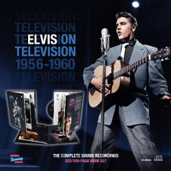 Elvis Presley - Elvis On Television 1956 - 1960 : The Complete Sound Recordings - 2CD + BOOK