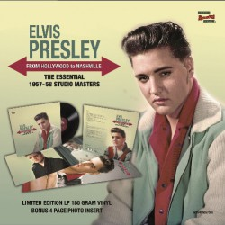 Elvis Presley - From Hollywood To Nashville - The Essential 1957-58 Studio Masters - LP