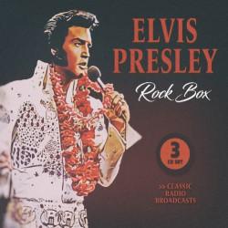 Elvis Presley - Rock Box - 3CD DIGISLEEVE