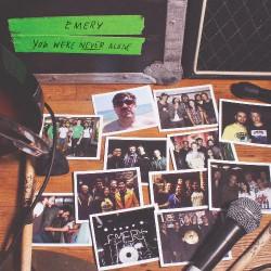 Emery - You Were Never Alone - CD DIGIPAK