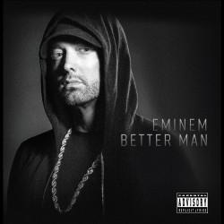Eminem - Better Man - CD