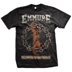 Emmure - Deadpool - T-shirt (Men)