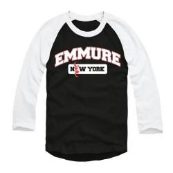 Emmure - New York - Baseball Shirt 3/4 Sleeve (Men)