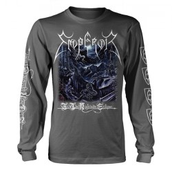 Emperor - In The Nightside Eclipse (Charcoal) - Long Sleeve (Men)