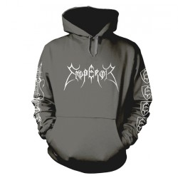 Emperor - In The Nightside Eclipse - Hooded Sweat Shirt (Men)