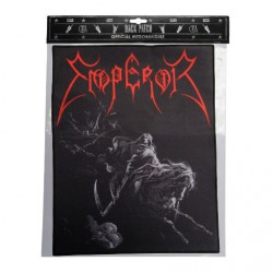 Emperor - Riders - BACKPATCH