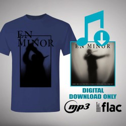 En Minor - Bundle 2 - Digital + T-shirt bundle (Men)