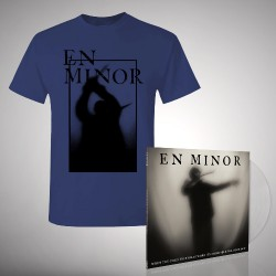 En Minor - Bundle 4 - LP gatefold coloured + T-shirt bundle (Men)