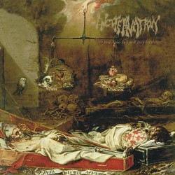 Encoffination - O' Hell, Shine In Thy Whited Sepulchres - CD