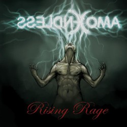Endless Coma - Rising Rage - CD