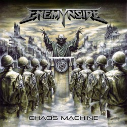 Enemynside - Chaos Machine - CD