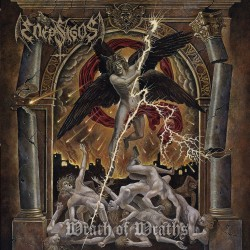 Enepsigos - Wrath Of Wraths - CD