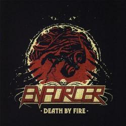 Enforcer - Death By Fire - CD