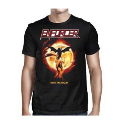 Enforcer - Into The Night - T-shirt (Men)