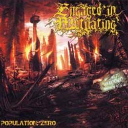 Engaged In Mutilating - Population : Zero - CD