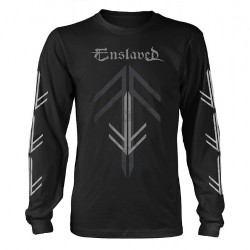 Enslaved - Rune Cross - LONG SLEEVE (Men)