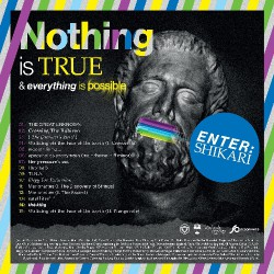 Enter Shikari - Nothing Is True & Everything Is Possible - CD DIGISLEEVE