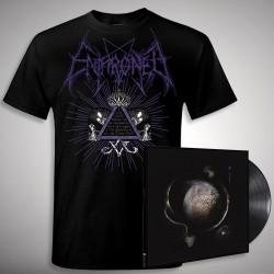 Enthroned - Bundle 5 - LP gatefold + T-shirt bundle (Men)