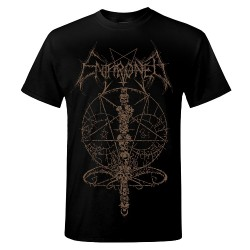 Enthroned - Ink - T-shirt (Men)