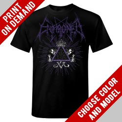 Enthroned - Seed Of Samael - Print on demand