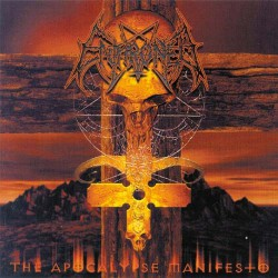 Enthroned - The Apocalypse Manifesto - LP Gatefold Coloured