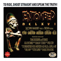 Entombed - DCLXVI To Ride, Shoot Straight And Speak The Truth - 2CD DIGIBOOK