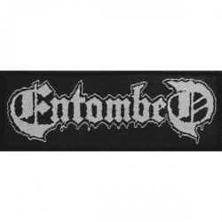 Entombed - Logo - Patch