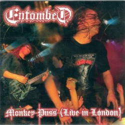 Entombed - Monkey Puss (Live in London) - CD