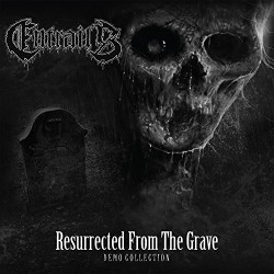 Entrails - Resurrected From The Grave - DOUBLE LP Gatefold