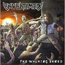 Envenomed - The Walking Shred - CD