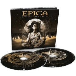Epica - Design Your Universe - 2CD DIGIPAK