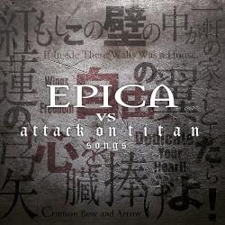 Epica - Epica vs. Attack On Titan Songs - CD EP
