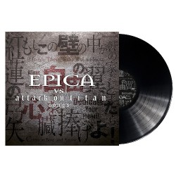 Epica - Epica vs. Attack On Titan Songs - Mini LP