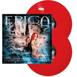Epica - The Divine Conspiracy - DOUBLE LP GATEFOLD COLOURED