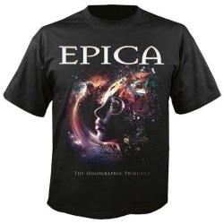 Epica - The Holographic Principle - T-shirt (Men)