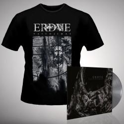 Erdve - Vaitojimas - LP COLOURED + T-shirt bundle (Men)