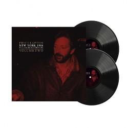 Eric Clapton - New York 1986 Vol.2 - DOUBLE LP Gatefold