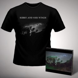 Esben And The Witch - Bundle 1 - CD DIGISLEEVE + T-shirt bundle (Men)