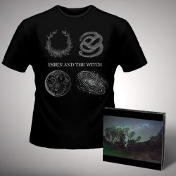 Esben And The Witch - Bundle 2 - CD DIGISLEEVE + T-shirt bundle (Men)