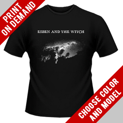 Esben And The Witch - Older Terrors - Print on demand