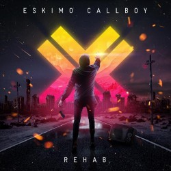 Eskimo Callboy - Rehab - CD DIGIPAK