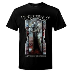 Esoteric - A Pyrrhic Existence - T-shirt (Men)