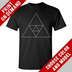 Eths - Triangle - Print on demand
